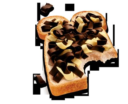 chocolade-vlokken