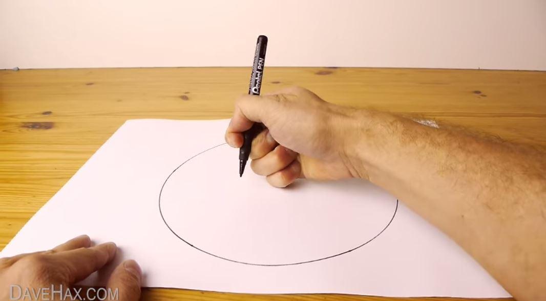 cirkel-tekenen