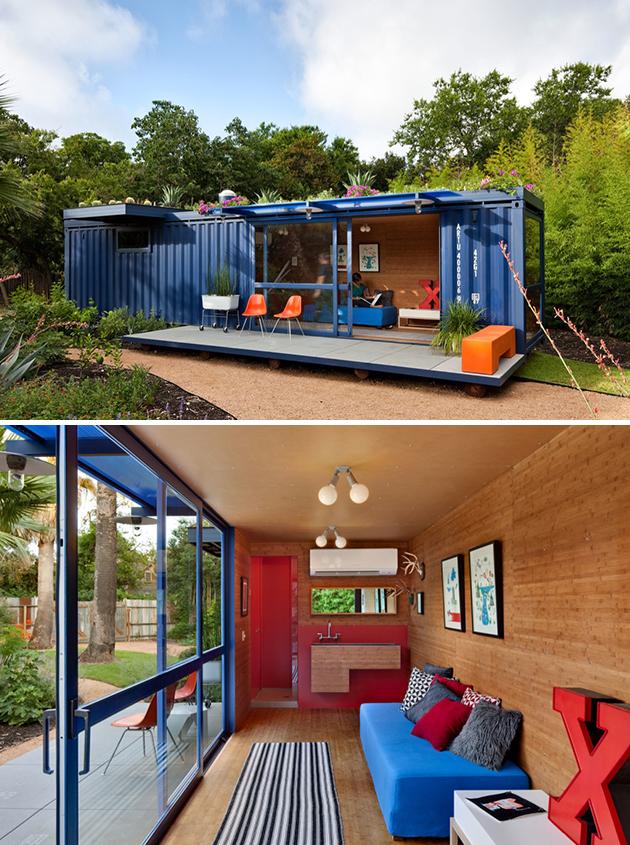 kleine woningen bouwen