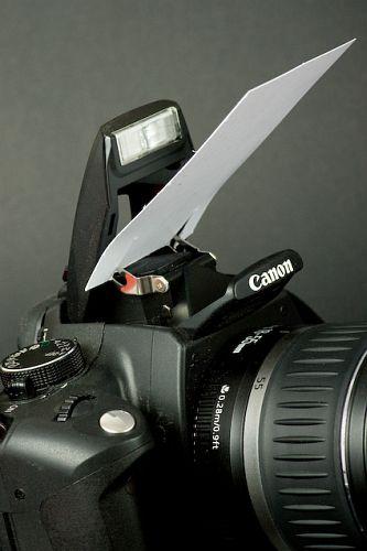 fototoestel cameraflits