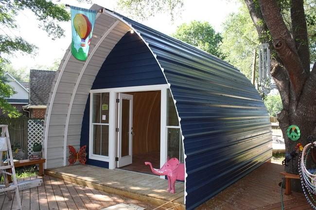goedkoop houten huis