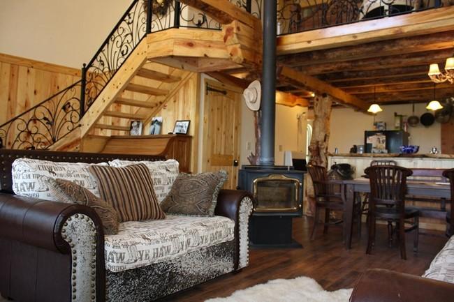 goedkope houten hut