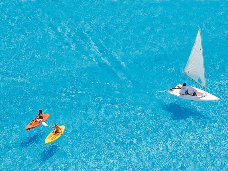 grootste zwembad hotel