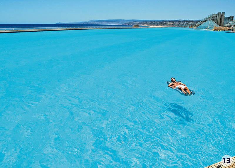 grootste zwembad van de wereld