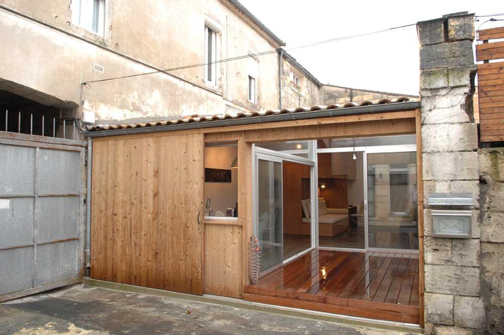 houten-garage