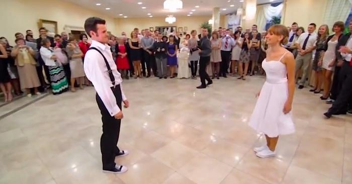 huwelijksdans bruiloft trouwen bruid bruidegom
