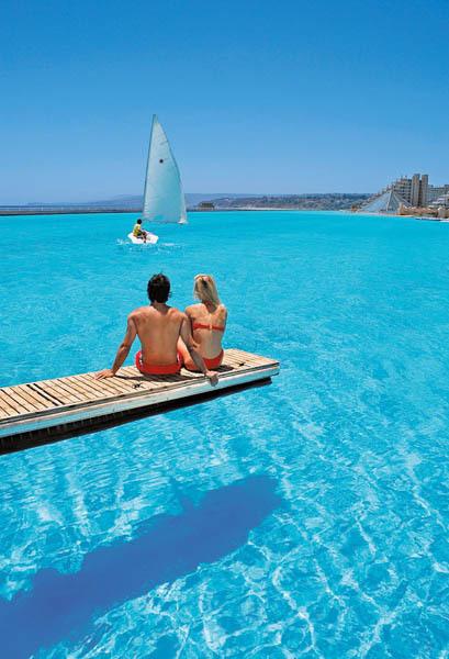 resort vakantie