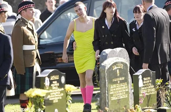 begrafenisjurk