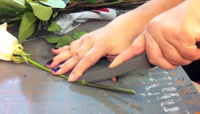 bloem-snijden