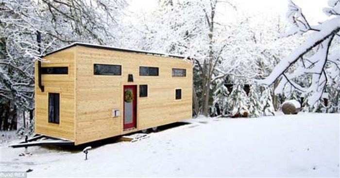 houten huis architectuur