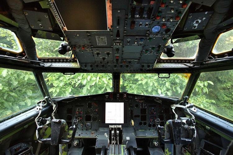 vliegtuig-cockpit