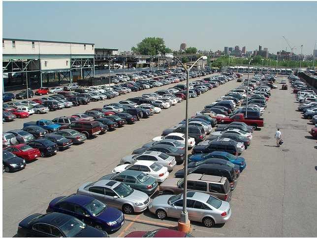 auto parkeren