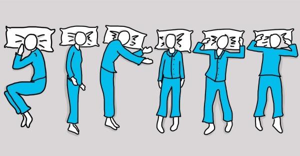 slaappositie