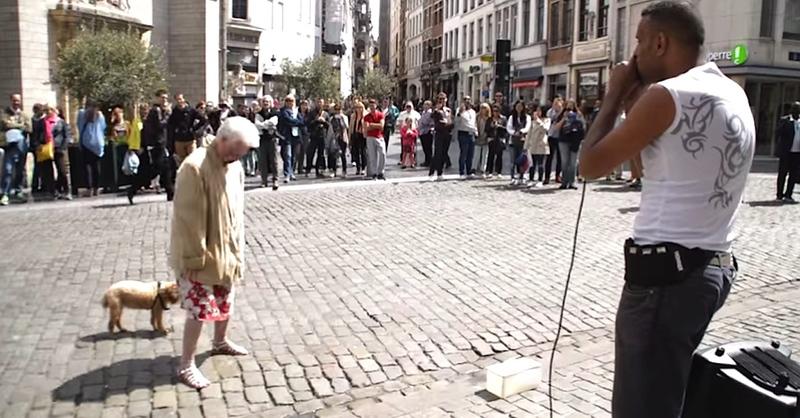 straatartiest artiest muzikant straatmuzikant dansen danseres breakdance
