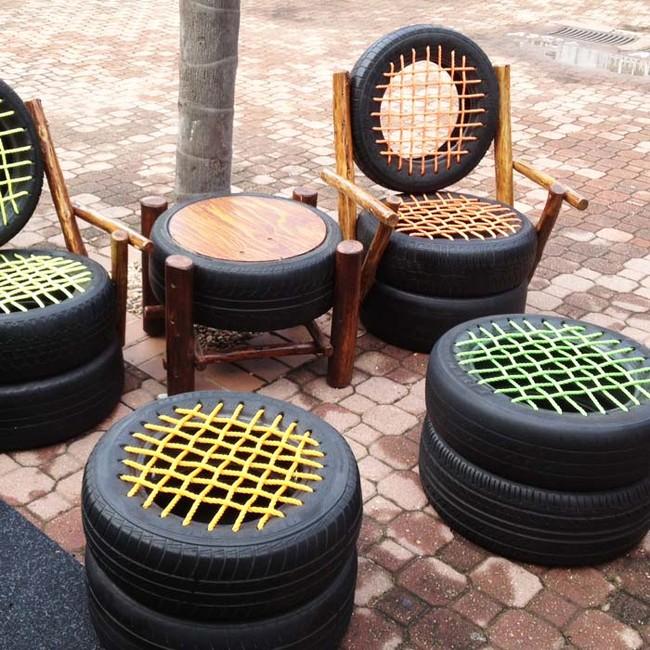 meubilair stoelen tuin