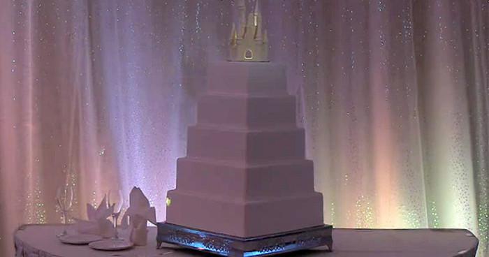 bruidstaart taart bruiloft