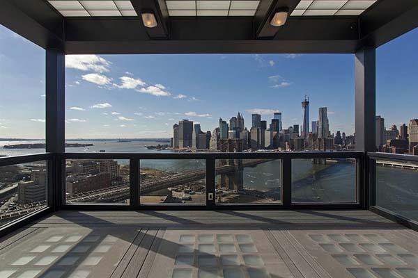 appartement uitzicht