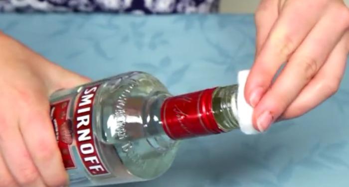 wodka vodka drank cadeau wijn