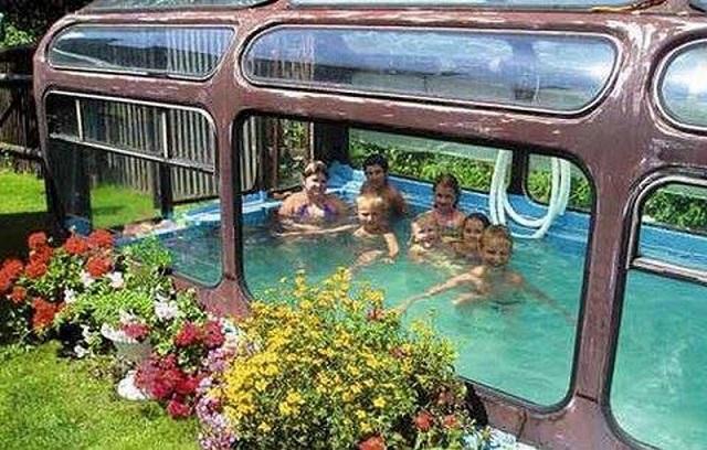 12 Creatieve Zwembaden Om Zelf Te Maken – Viralmundo