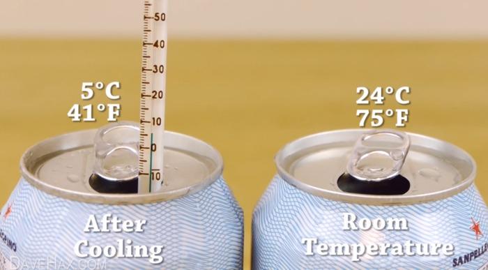 aluminium blikje frisdrank