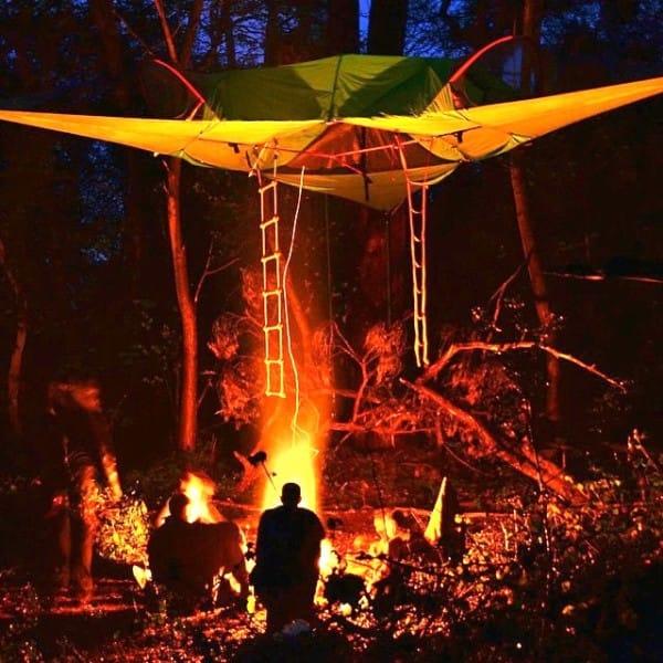 kampeer tent