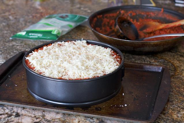 mozzarella kaas