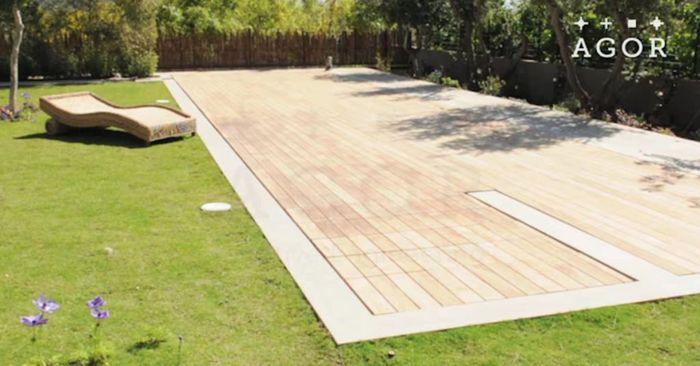 patio zwembad vloer architect