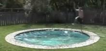 ingebouwd zwembad