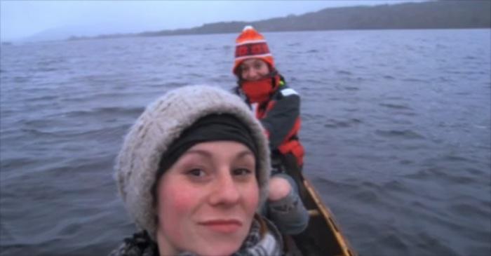 Ierland vakantie boot kano boottocht