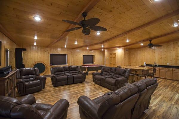 inrichting woonkamer meubels interieur