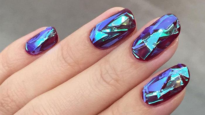 manicure nagels nagellak kunstnagels