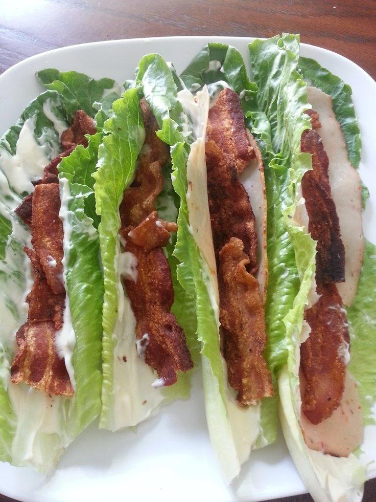 sla, bacon, kip