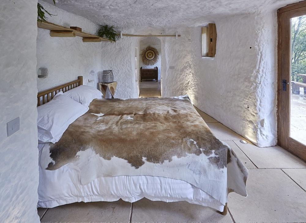 slaapkamer, bed