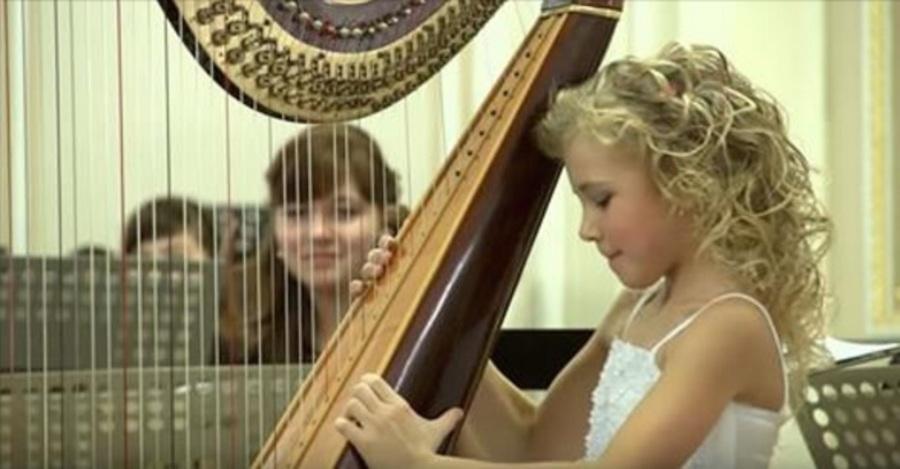 harp, harp instrument