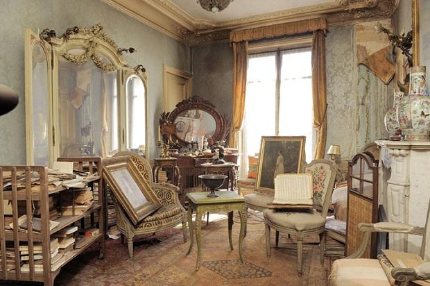 antieke meubels, antiek meubilair