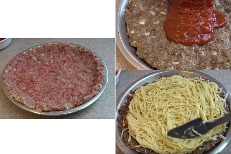 spaghetti, Italiaans gerecht, recept, gehakt, pastasaus