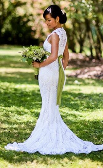 trouwjurk, bruidsmode, bruidsjurk