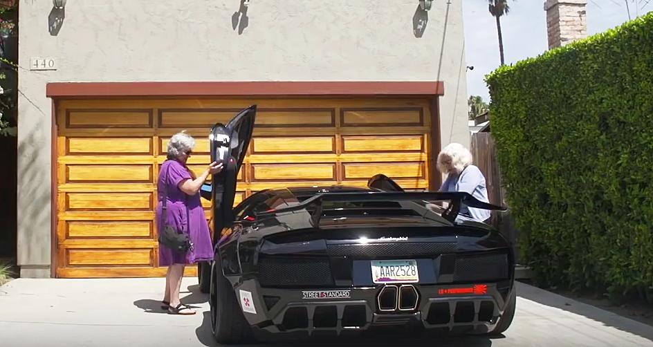 Lamborghini huren, auto huren