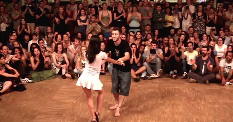 dansen, dansworkshop