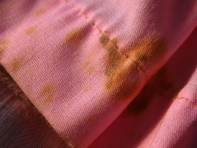 vlekken verwijderen wasmachine