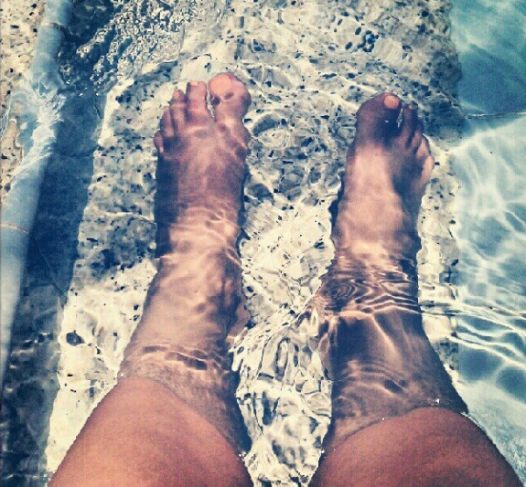 voetenbad