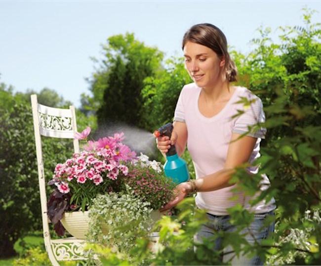 plantenspray